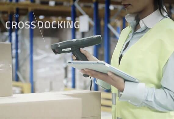 software per gestire il Cross Docking